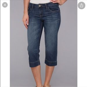 Kut From The Kloth Natalie crop jeans